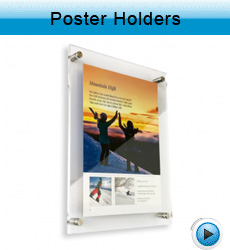 poster holders
