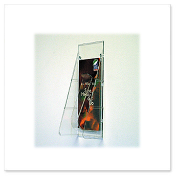 wall mount brochure holders