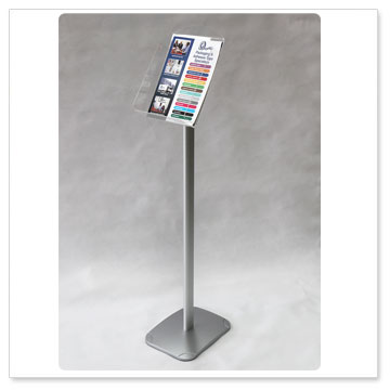 brochure stands a4